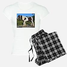 horse gypsy vanner Pajamas