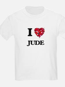 I Love Jude T-Shirt