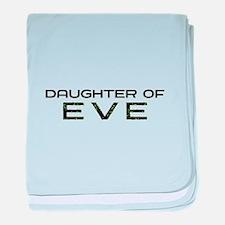 Daughter of Eve baby blanket