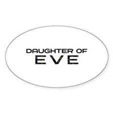 Daughter of Eve Decal