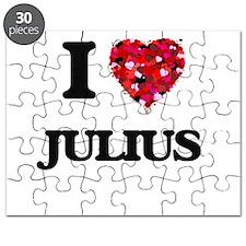 I Love Julius Puzzle