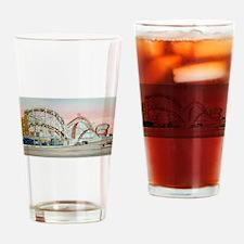 Cute Amusement park Drinking Glass