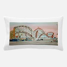 Cute Amusement parks Pillow Case