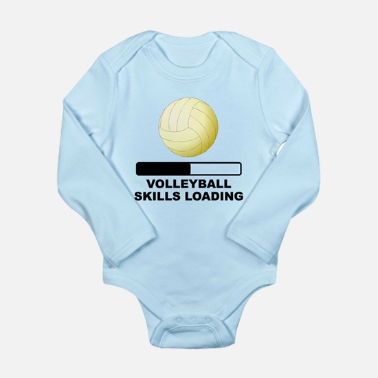 Volleyball Skills Loading Body Suit