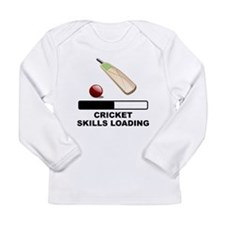 Cricket Skills Loading Long Sleeve T-Shirt