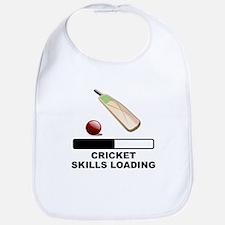 Cricket Skills Loading Bib