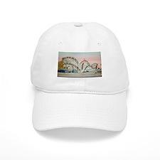 Cute Amusement park Baseball Cap