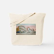 Cute Amusement park Tote Bag