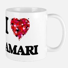 I Love Kamari Mug