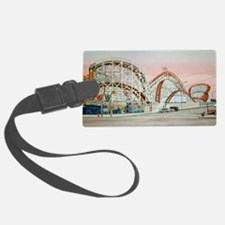 Cute Amusement parks Luggage Tag