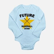 Future Baseball Star Body Suit