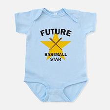 Future Baseball Star Body Suit