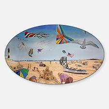 Robert Moses Beach Decal