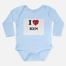 I Love Ken Body Suit