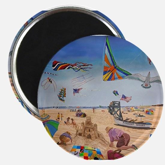 Robert Moses Beach Magnets