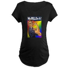 The Lesbian Rosie T-Shirt