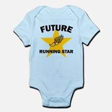 Future Running Star Body Suit