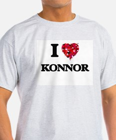 I Love Konnor T-Shirt