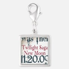New Moon 11-20-09 I Was There Charms