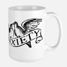 Anxiety Doves Mugs