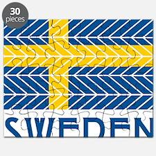 Chevron Sweden Puzzle