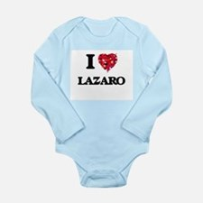 I Love Lazaro Body Suit
