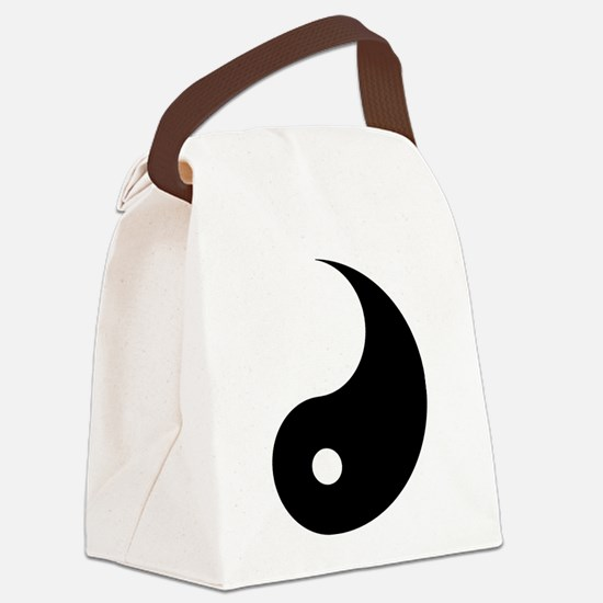 Cute Couples Canvas Lunch Bag
