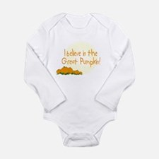 Cute Samhain Long Sleeve Infant Bodysuit