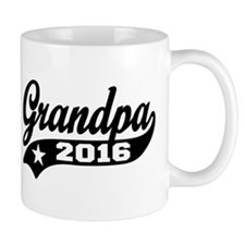 Grandpa 2016 Small Mug
