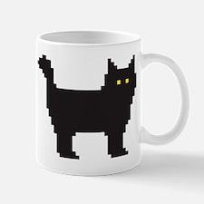8-Bit Cat Mug