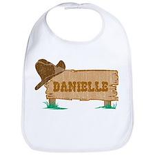 Danielle western Bib