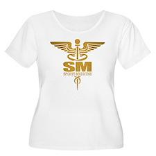 Sports Medicine Plus Size T-Shirt