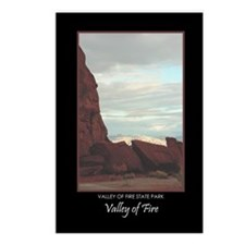 Valley of Fire #22620b Postcards (8)