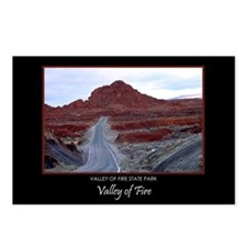 Valley of Fire #22617b Postcards (8)
