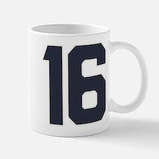 16 16th Sweet 16 Years Old Mug