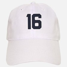 16 16th Sweet 16 Years Old Baseball Baseball Cap