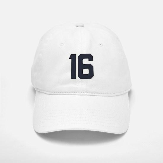 16 16th Sweet 16 Years Old Baseball Baseball Cap