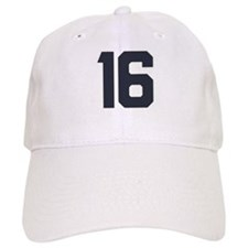 16 16th Sweet 16 Years Old Baseball Cap