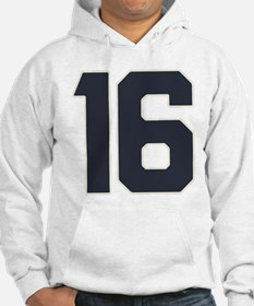 16 16th Sweet 16 Years Old Hoodie