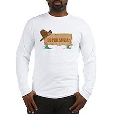 Esperanza western Long Sleeve T-Shirt