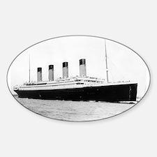 Titanic Decal