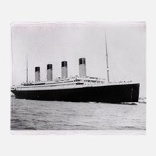 Titanic Throw Blanket