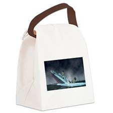 Titanic Canvas Lunch Bag