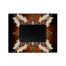 Unique Feather native american indian Picture Frame