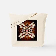 Cute American indian Tote Bag