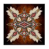 Native american Drink Coasters