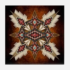Native american home decor home decorating ideas cafepress for Native american tile designs