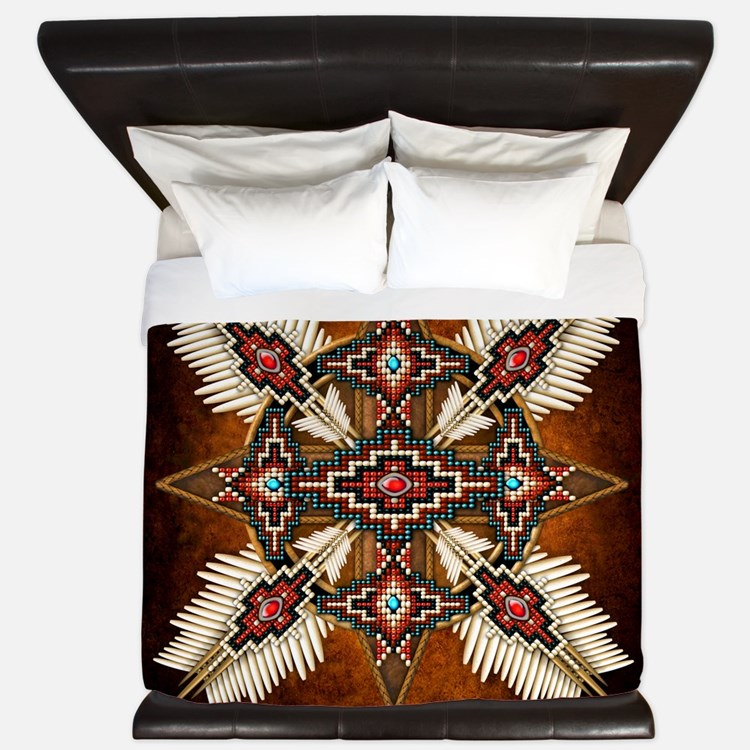 Native American Indian Bedding Native American Indian