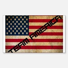 Team America Decal