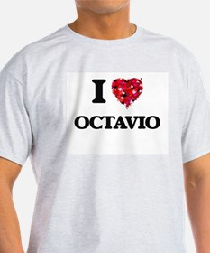 I Love Octavio T-Shirt